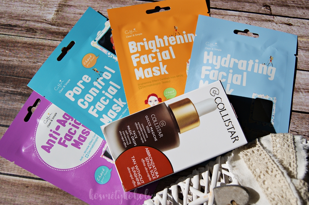 Zakupy w Douglas | Filtry do twarzy | Wyzwanie 7 dni z maseczkami w płacie | Zakupy Tołpa | Douglas oferta miesiąca