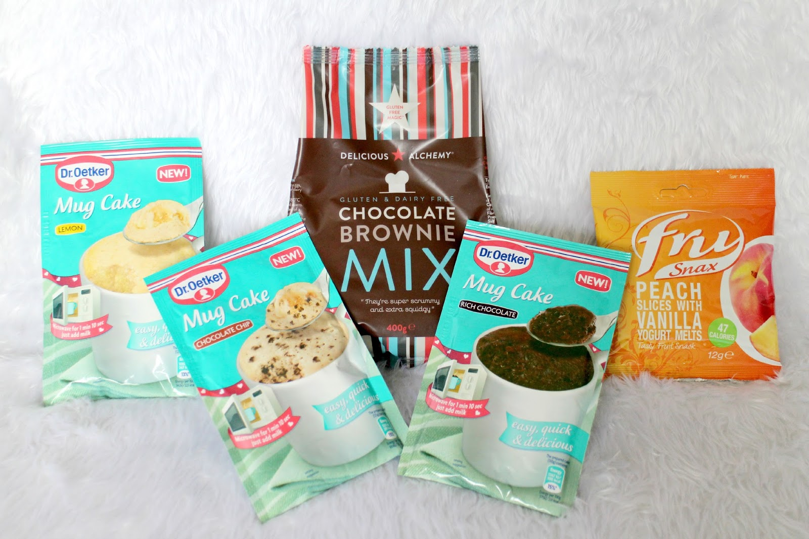 Degustabox August Box 2015