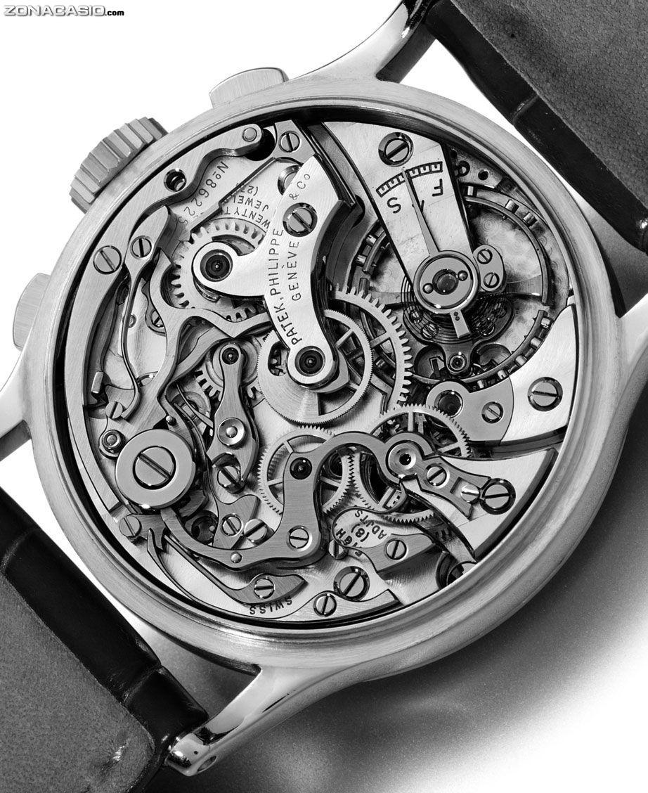 Zona Casio  Un reloj de cuarzo 223ae9b8590b