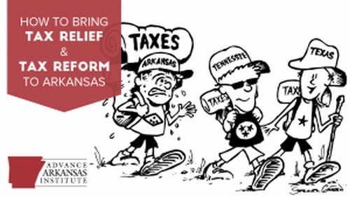 ARRA News Service: How To Bring Tax Reform And Relief To ...