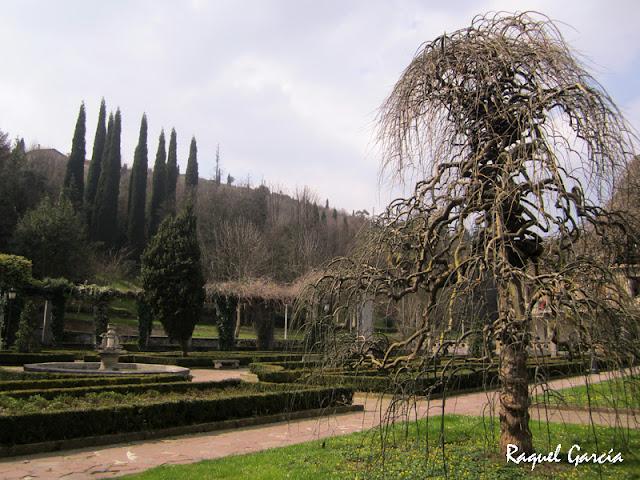 Parque Lamuza en Laudio-Llodio (Araba)