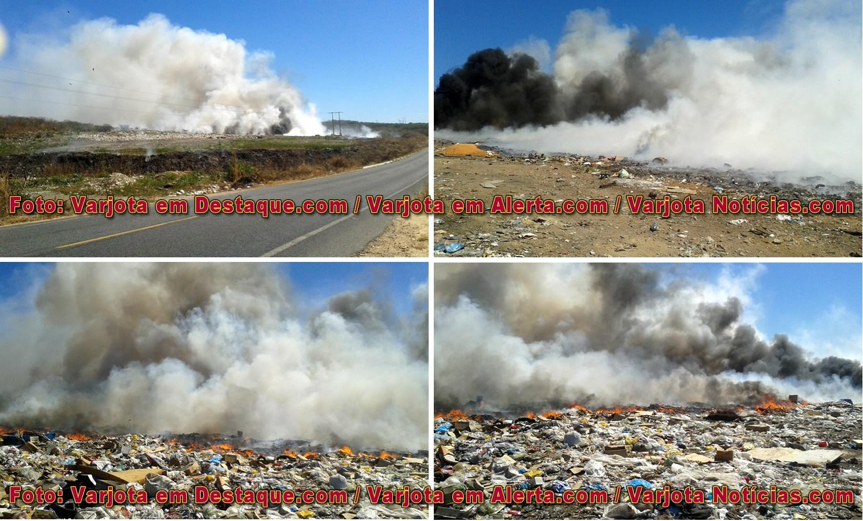 Lixão prejudica a população