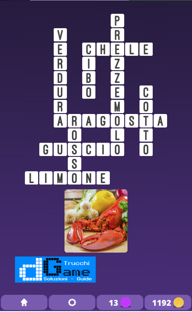 Soluzioni One Clue Crossword livello 1 Schema 5 (Cruciverba illustrato)  | Parole e foto