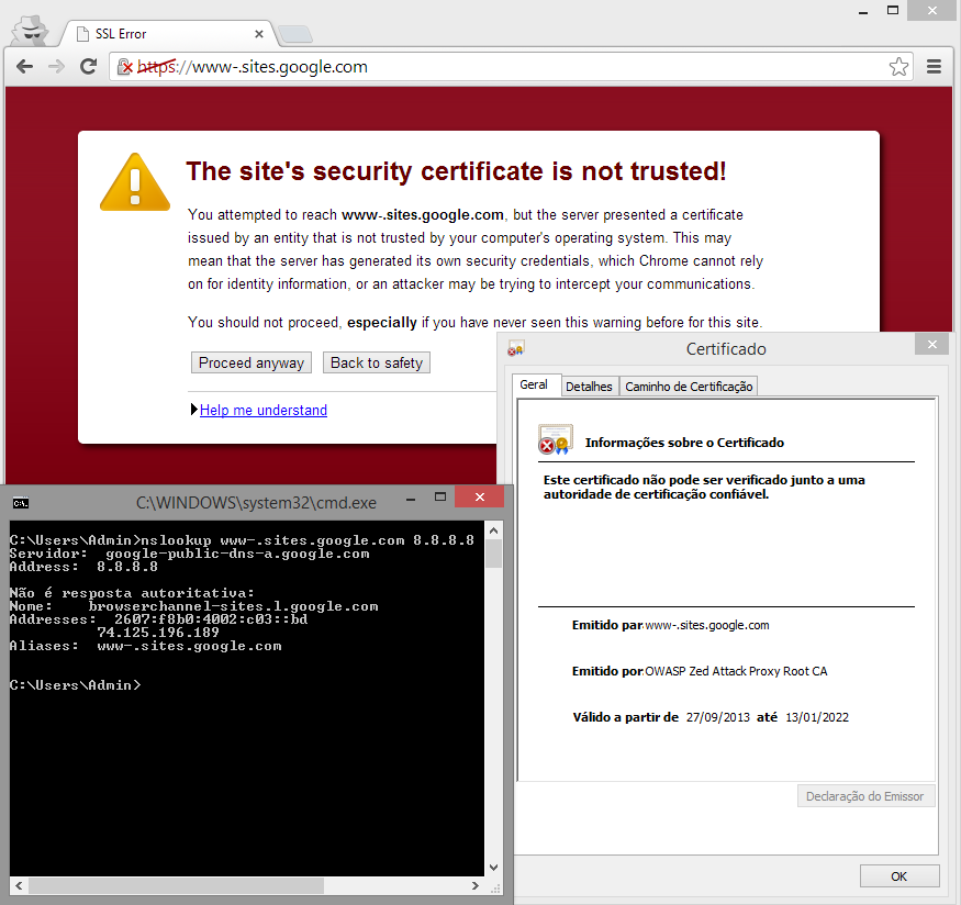 W00tsec: Wildcard DNS, Content Poisoning, XSS And