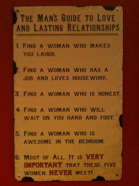 girls rules about dating guys
