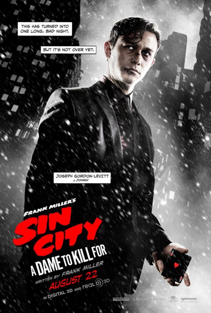 Poster 4: Sin City A Dame to Kill For 2014
