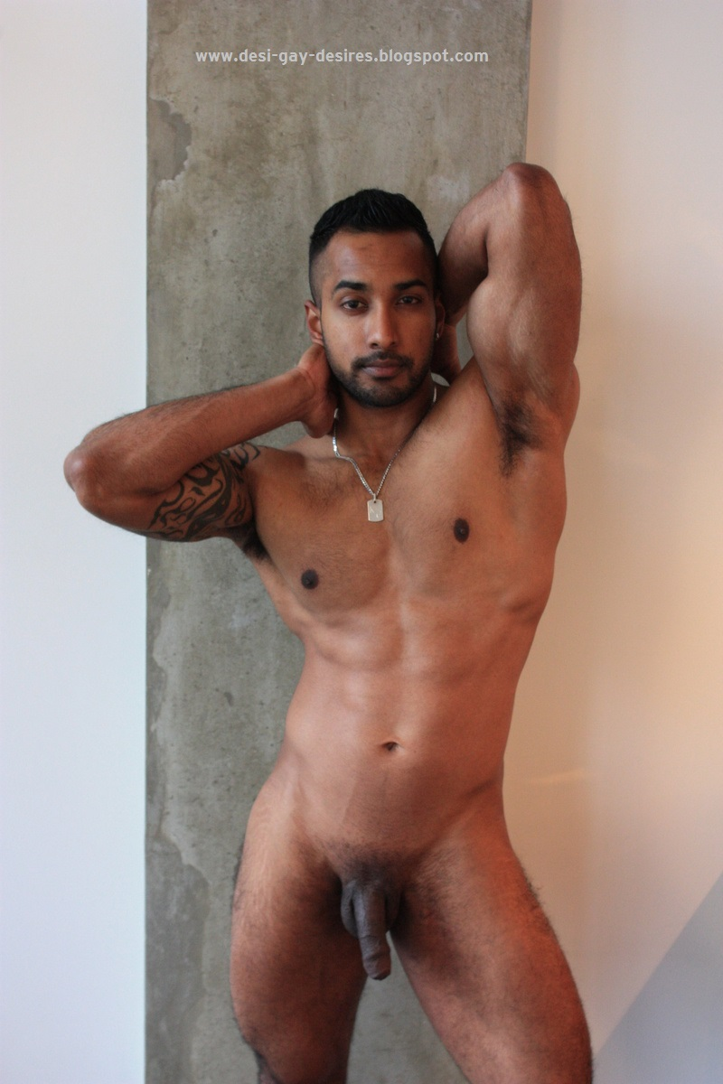 Male naked desi