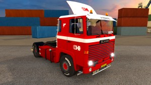 Scania 1 skin pack by Hounddog