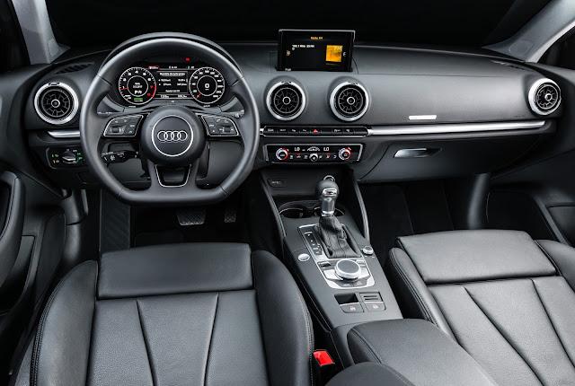 Audi A3 Sedan Ambition 2017: lançamento na 2ª quinzena de março