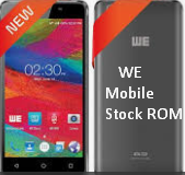 WE Stock Rom-Firmware Download For All Models