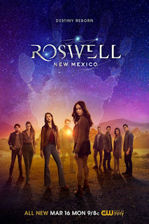 Roswell New Mexico Temporada 2 capitulo 11
