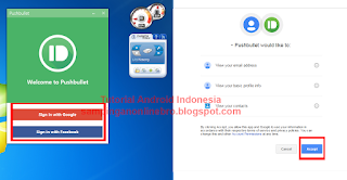 Cara BBM, WhatsApp, Line Chating Di Komputer Atau Laptop Tanpa Emulator setting