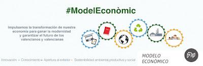GVA, ModelEconomic, liderazgo innovador, AVI, RIS3CV, Empar Martinez