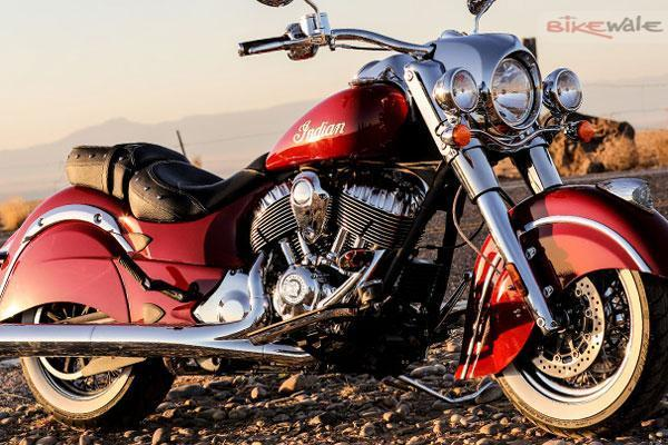 Top Latest Bikes: 2017 Indian Chief Classic Motorcycle Price
