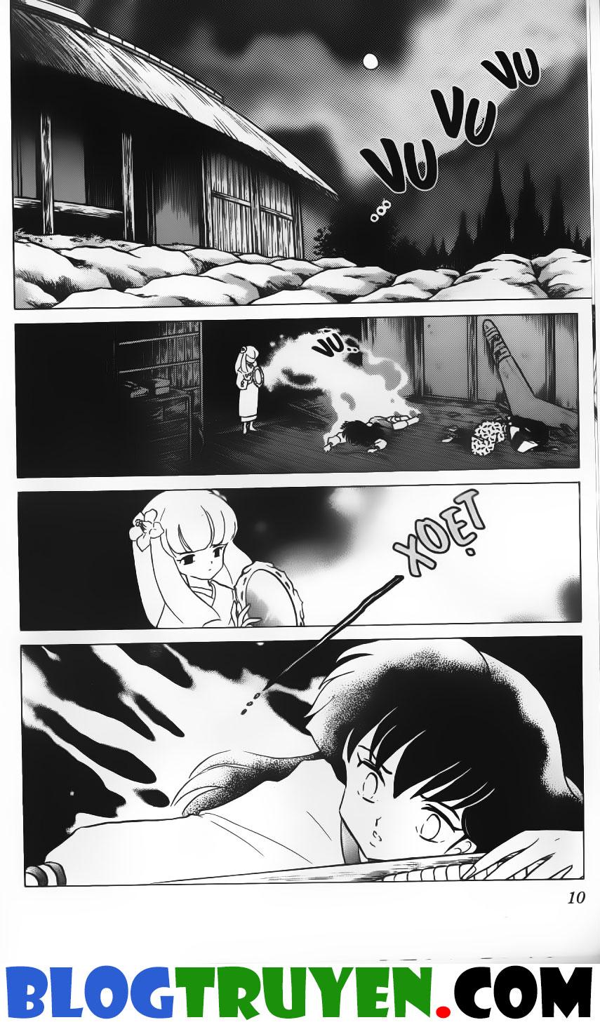 Inuyasha vol 16.1 trang 9