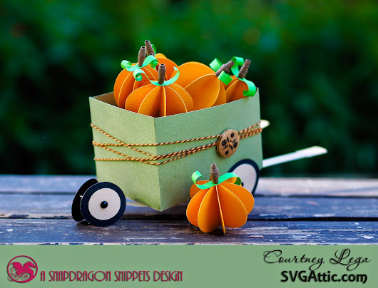 SVG ATTIC and SNAPDRAGON SNIPPETS FALL THEMED CONTEST