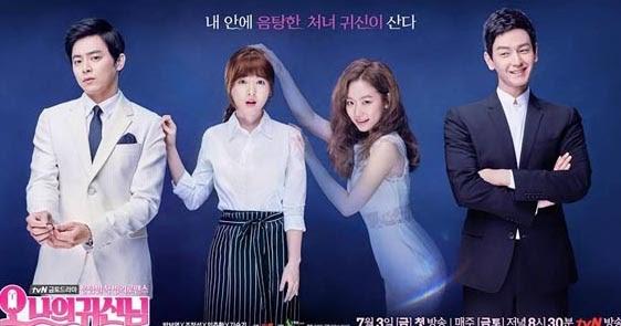 Susunan Tokoh My Sassy Girl Download%2BDrama%2BKorea%2BOh%2BMy%2BGhost%2BSubtitle%2BIndonesia