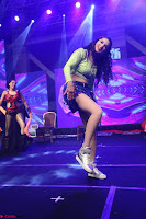 Sunny Leone Dancing on stage At Rogue Movie Audio Music Launch ~  157.JPG