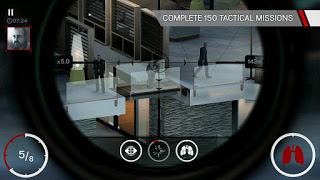 Download Gratis Hitman Sniper Apk + Data Terbaru For Android 2016