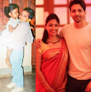 Harshavardhan Rane Family Wife Parents children's Marriage Photos