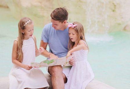 Manfaat  Anak Yang Dekat Dengan Ayah