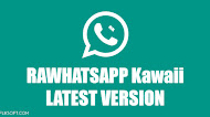 [UPDATE] Download RA-WhatsApp v8.45 Kawaii By Ridwan Arifin