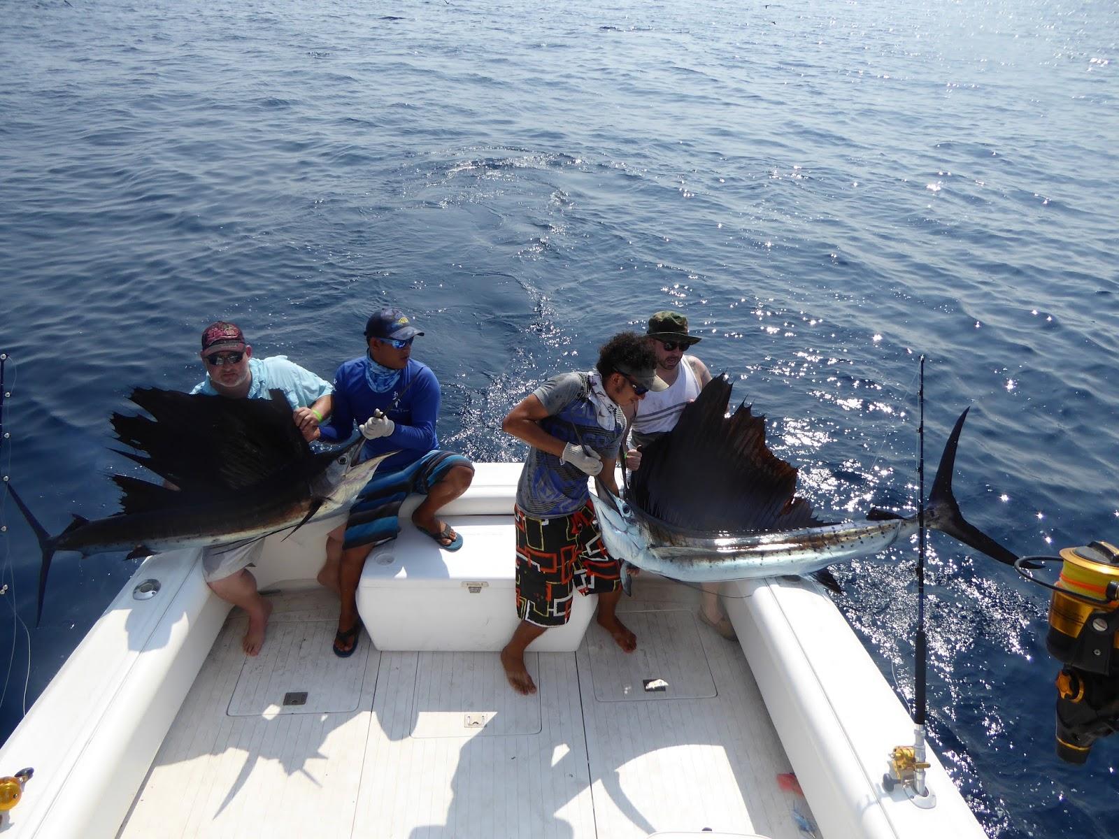 Mad marlin lodge sailfish marlin fishing charters guatemala for Marlin fishing charters