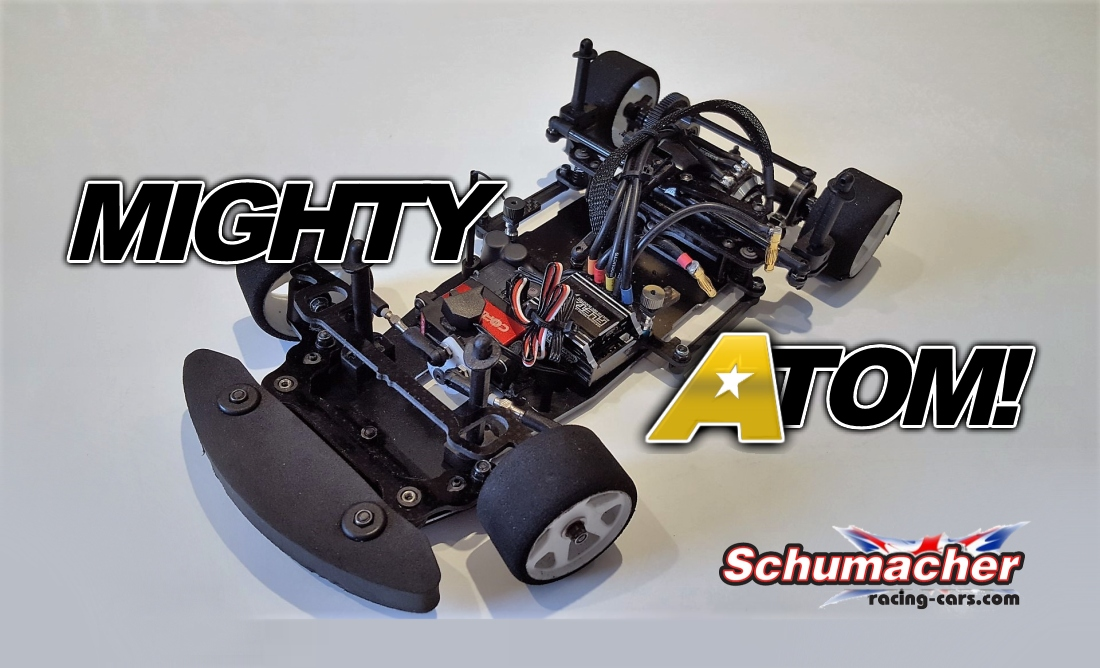 Schumacher Atom GT12 Pro build and Review | The RC Racer