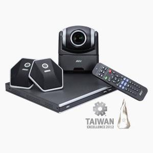 thiết bị hội nghị truyền hình HVC330