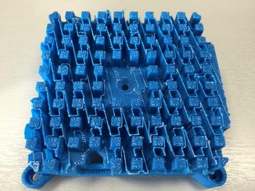 case plastico astropi raspberry pi