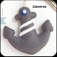 Llaveros DIY