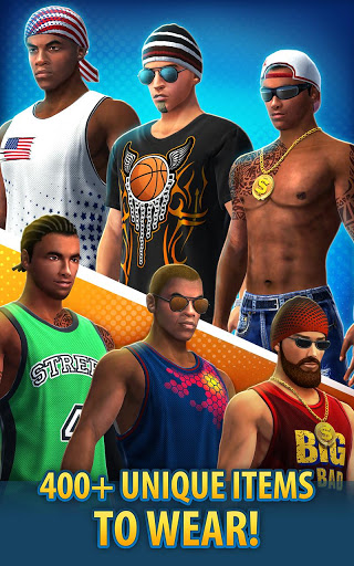 Download free android game Basketball Stars Mod Apk