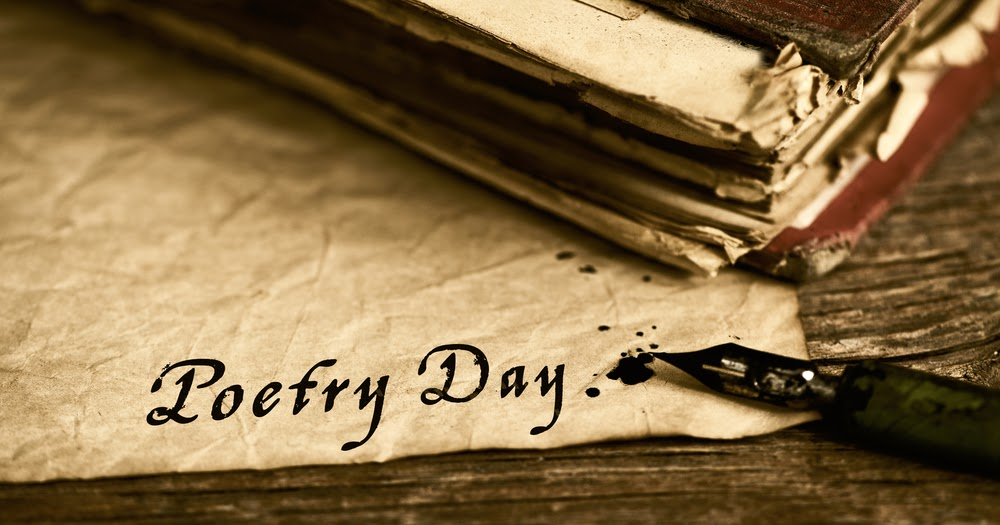 Etc Es Ist World Poetry Day Back Down To Earth