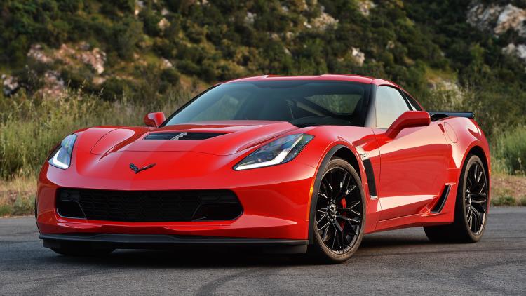 Tốt nhất C7 Corvette Z06