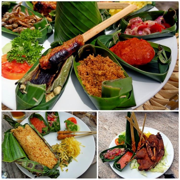 Nasi Campur Bali & Bebek Goreng
