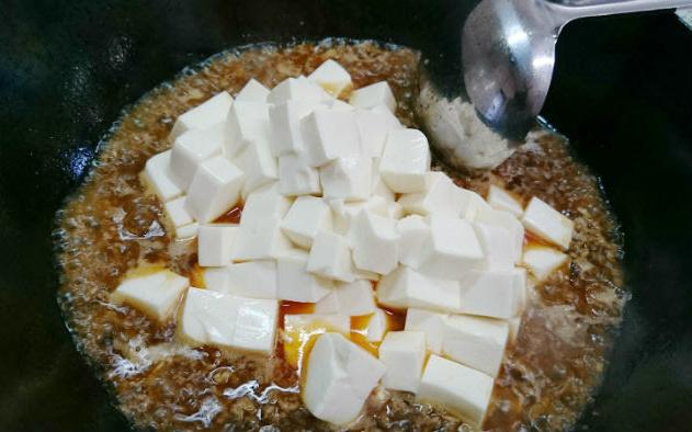 本格麻婆豆腐の作り方5
