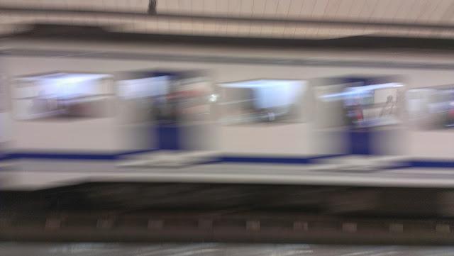 Ahora es el momento, no dejes escapar el tren - SDS training