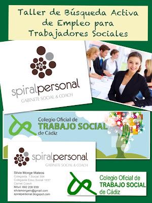 Taller de Búsqueda Activa de Empleo para Trabajadores Sociales
