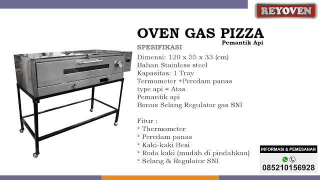 Oven Gas pizza