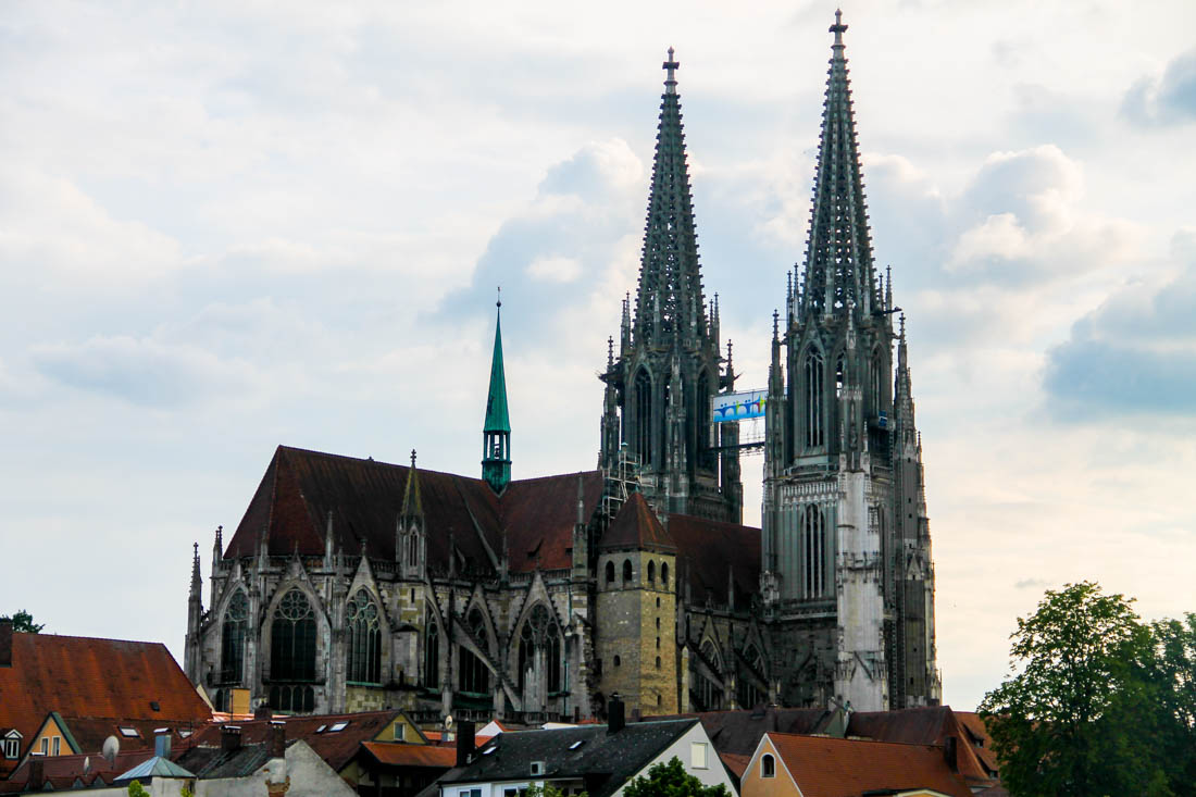 Cathedral of St Peter´s in Regensburg