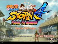 Naruto Ultimate Ninja Storm 4 Boruto Mod Lite (536 MB) Full Mod PPSSPP For Android