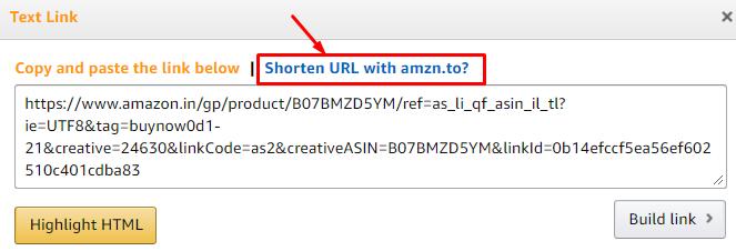 Amazon affiliate marketing kya hindi dadgyan