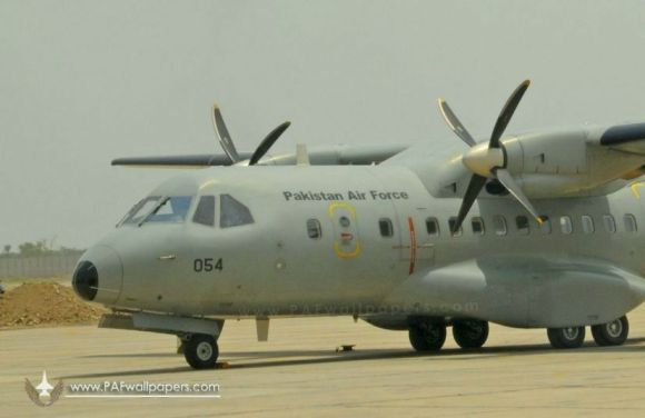 CN-235 Pakistan