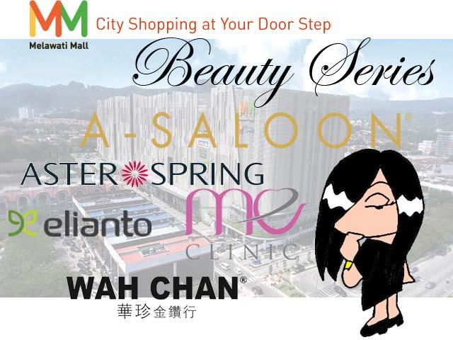 Visit Melawati Mall