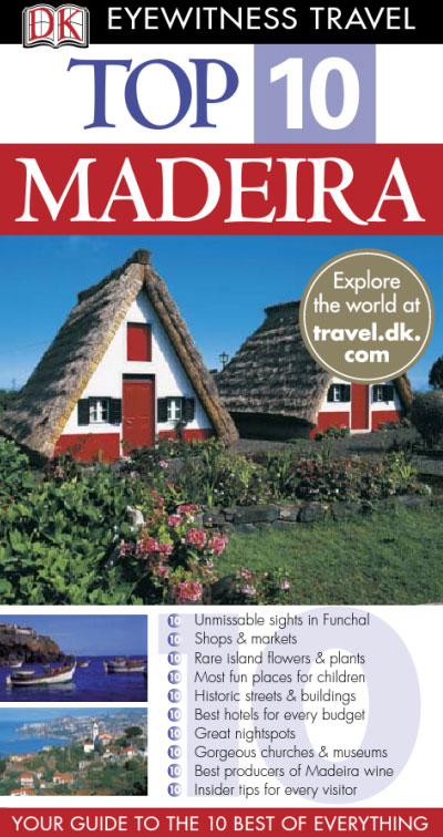 Dk Eyewitness Travel Guide Madeira