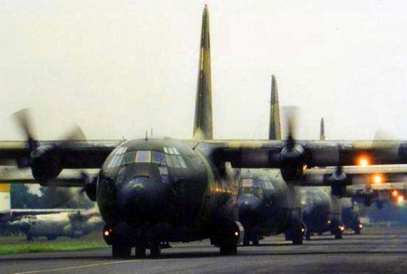 Hercules TNI AU