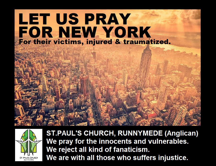 ST  PAUL CHURCH (RUNNYMEDE)