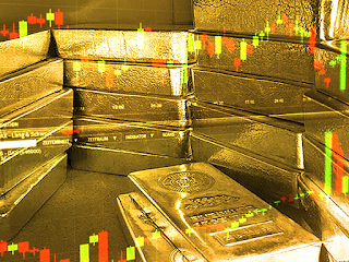 frank holmes stock market fear good for gold