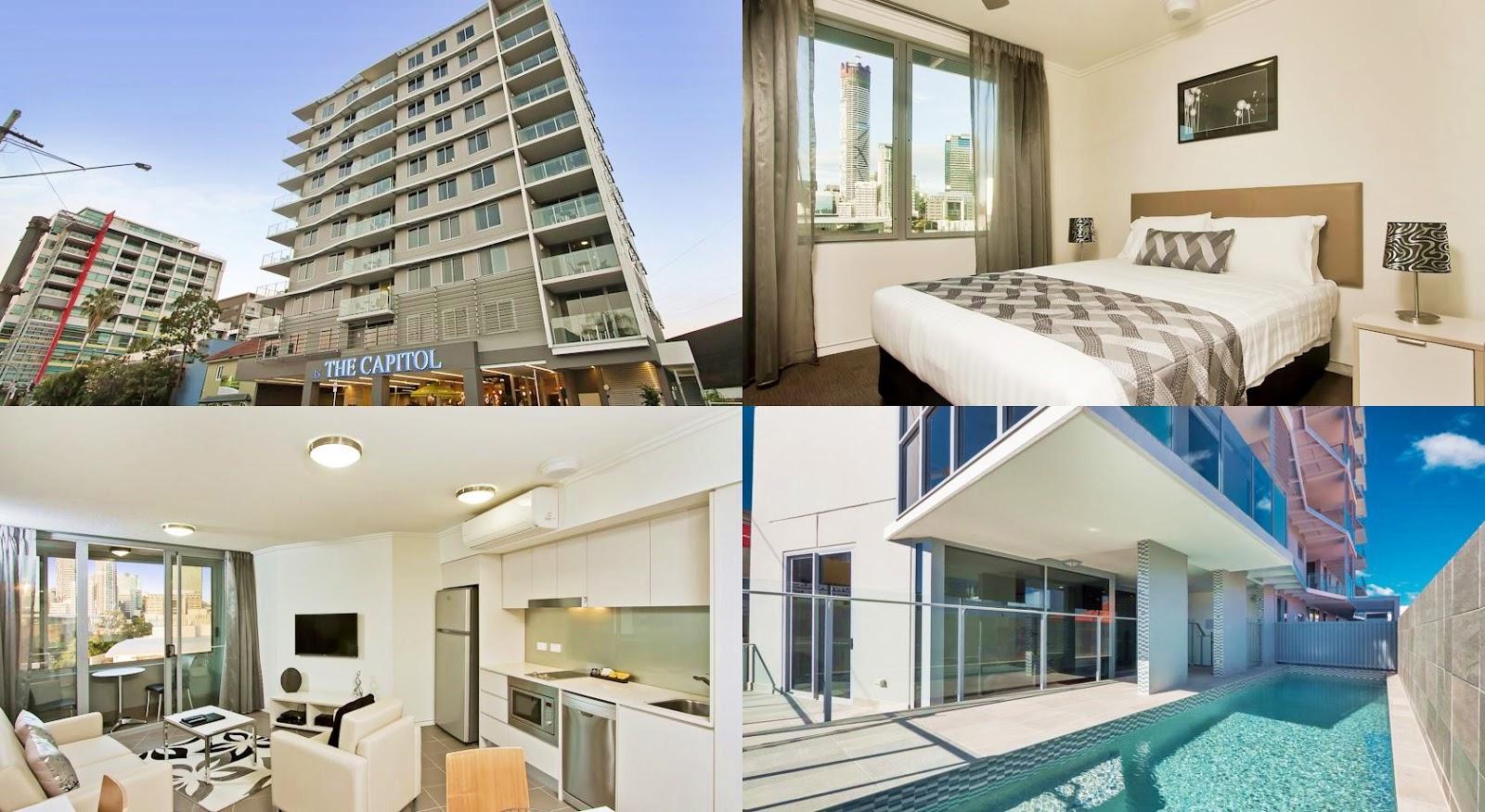 布里斯本-住宿-推薦-布里斯本飯店-布里斯本酒店-布里斯本民宿-布里斯本旅館-澳洲-Brisbane-hotel-apartment-recommendation-Australia