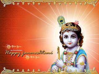 (HAPPY)* Janmashtami - Krishna Janmashtami images, pics and Wishes